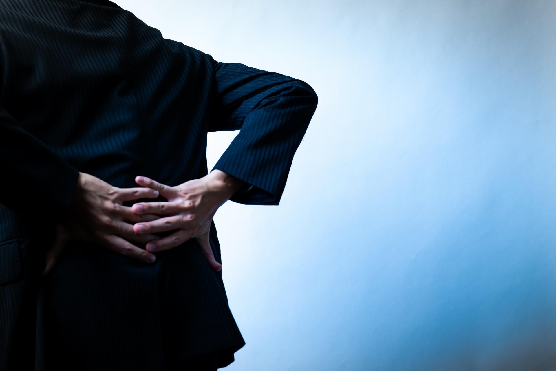 腰痛に即効性のある3つの最強ツボ