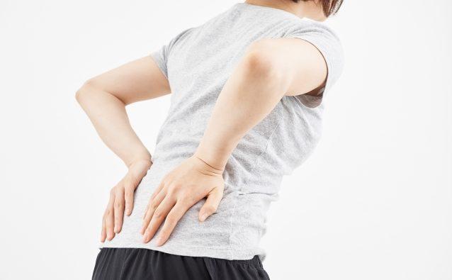 女性が気をつけなければいけない腰痛